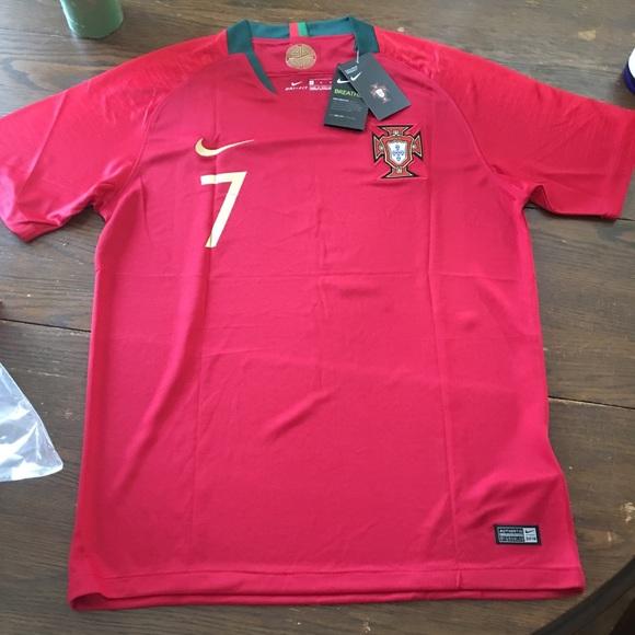 buy popular 3f748 eed0b Portugal jersey #7 Ronaldo